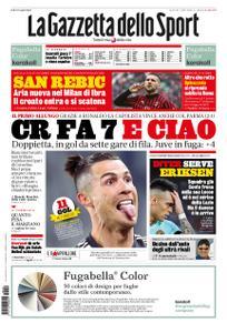 La Gazzetta dello Sport – 20 gennaio 2020