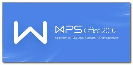 WPS Office 2016 Premium 10.2.0.7478 Multilingual Portable