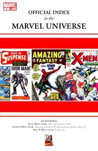 Official Index to the Marvel Universe 1 2009 - Marvel
