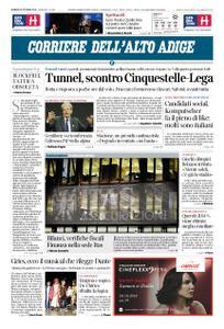 Corriere dell'Alto Adige – 19 ottobre 2018