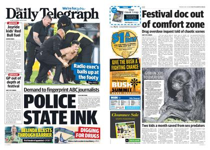 The Daily Telegraph (Sydney) – July 16, 2019