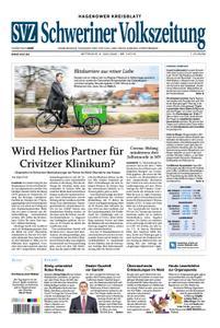 Schweriner Volkszeitung Hagenower Kreisblatt - 03. Juni 2020
