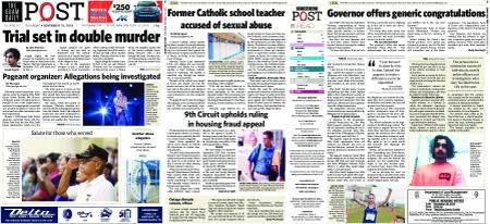 The Guam Daily Post – November 10, 2018