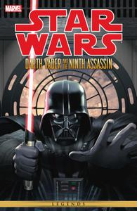 Star Wars-Darth Vader and the Ninth Assassin Marvel Edition 2015 Digital F Kileko