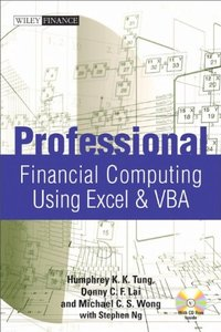 Professional Financial Computing Using Excel and VBA (repost)