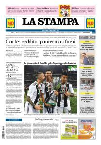 La Stampa Imperia e Sanremo - 17 Gennaio 2019