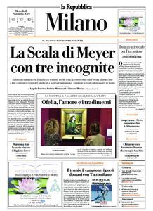 la Repubblica Milano – 19 giugno 2019