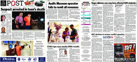 The Guam Daily Post – October 20, 2018