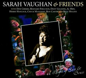 Sarah Vaughan & Friends - A Night of Sass & Brass [Recorded 1986] (2006)