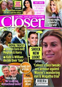 Closer UK - 22 September 2021