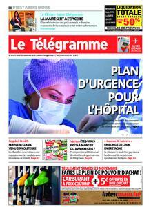 Le Télégramme Brest Abers Iroise – 21 novembre 2019
