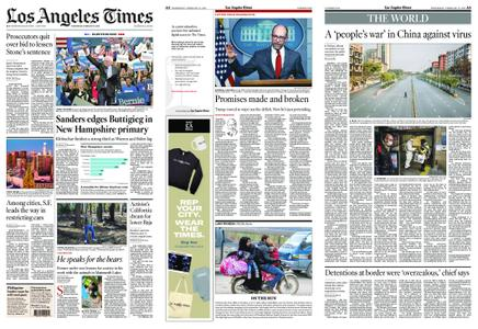 Los Angeles Times – February 12, 2020
