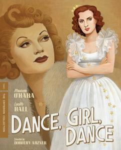 Dance, Girl, Dance (1940) + Extra [The Criterion Collection]