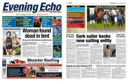 Evening Echo – September 02, 2017