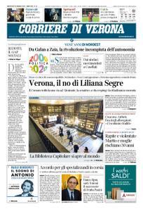 Corriere di Verona – 22 gennaio 2020