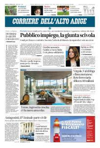 Corriere dell'Alto Adige - 13 Aprile 2019