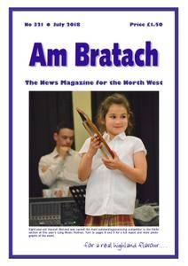 Am Bratach - July 2018