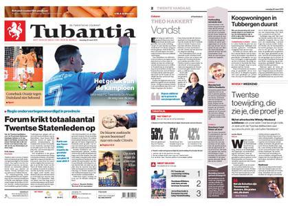 Tubantia - Enschede – 25 maart 2019