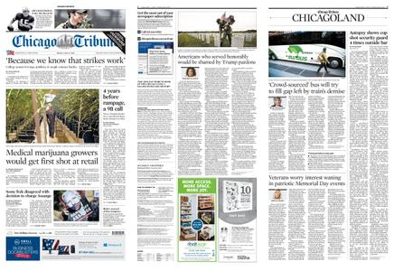 Chicago Tribune – May 27, 2019
