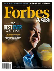 Forbes Asia - September 2019