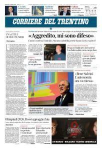 Corriere del Trentino - 27 Marzo 2018