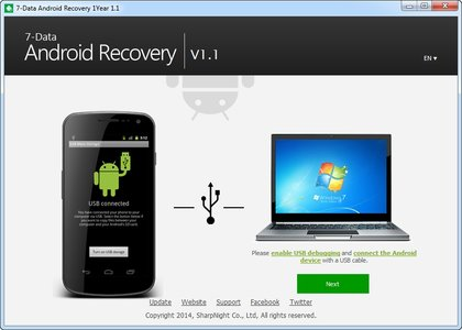 7-Data Android Recovery 1.6