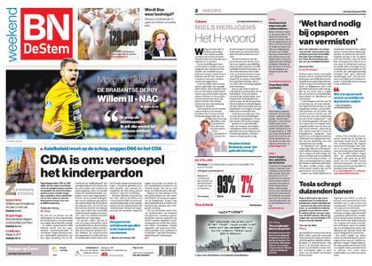 BN DeStem - Bergen op Zoom – 19 januari 2019