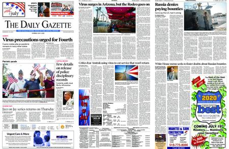 The Daily Gazette – July 04, 2020