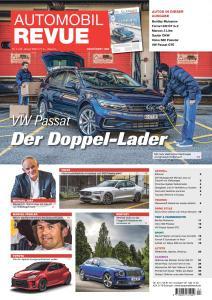 Automobil Revue Nr.4 - 23 Januar 2020