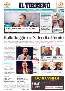 Il Tirreno Livorno - 28 Maggio 2019
