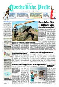 Oberhessische Presse Hinterland - 07. Mai 2019