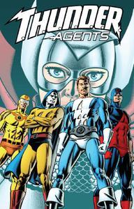 IDW-T h u n d e r Agents Vol 01 2014 Hybrid Comic eBook