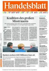 Handelsblatt - 02. November 2015