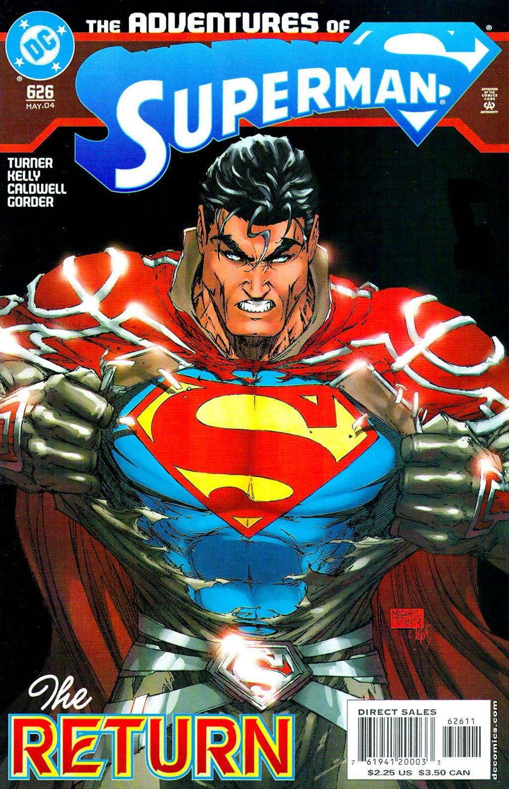 Adventures of Superman 626