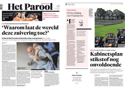 Het Parool – 14 oktober 2019