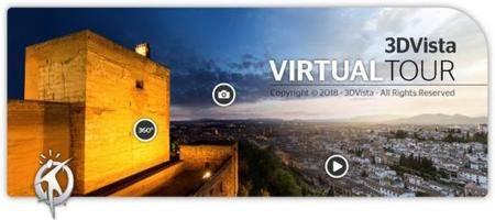 3DVista Virtual Tour Suite 1.3.58 Multilingual