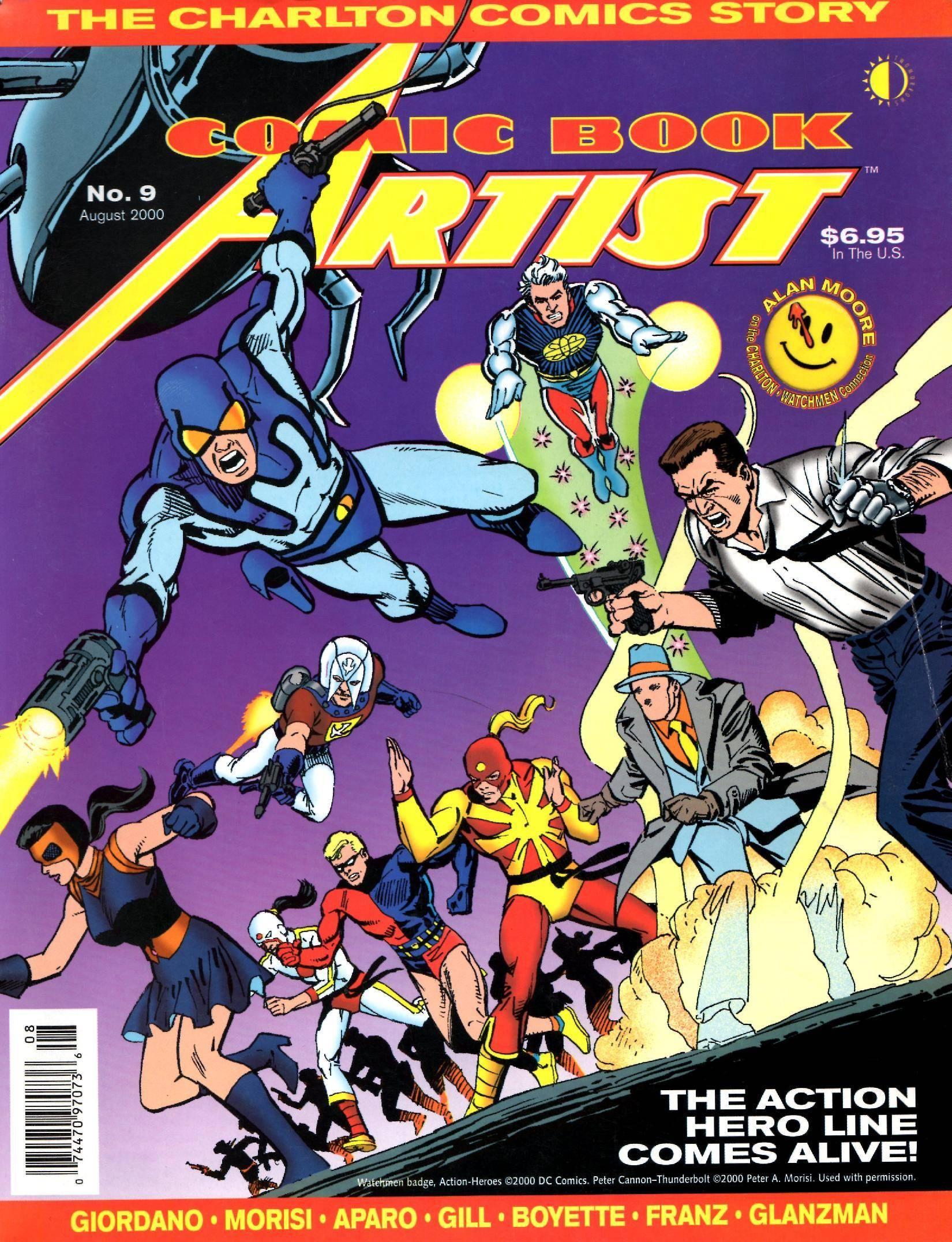 Comic Book Artist 09