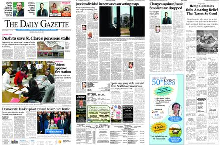 The Daily Gazette – March 27, 2019