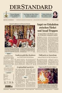 Der Standard – 15. Oktober 2019