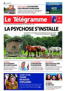Le Télégramme Auray – 05 septembre 2020