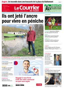 Le Courrier de l'Ouest Angers – 16 février 2020