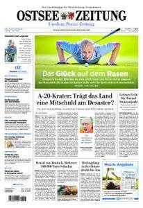 Ostsee Zeitung Wolgast - 01. Juni 2018