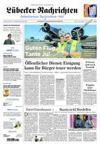 Lübecker Nachrichten Ostholstein Süd - 19. April 2018