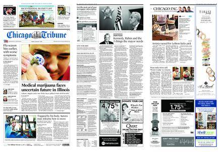 Chicago Tribune – January 07, 2018