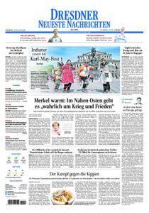 Dresdner Neueste Nachrichten - 11. Mai 2018