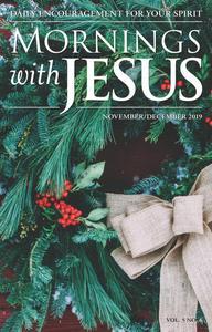 Mornings with Jesus – November 2019