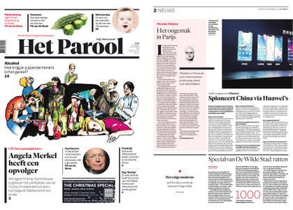 Het Parool – 08 december 2018