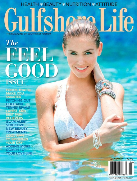 Gulfshore Life - August 2011