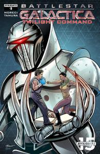 Battlestar Galactica-Twilight Command 003 2019 2 covers digital Son of Ultron