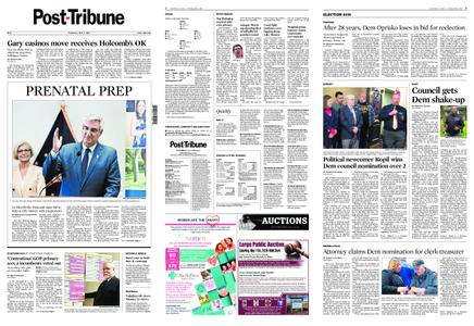Post-Tribune – May 09, 2019